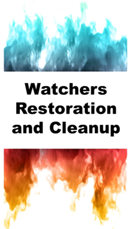 Watchers Restoration and Cleanup Nashville